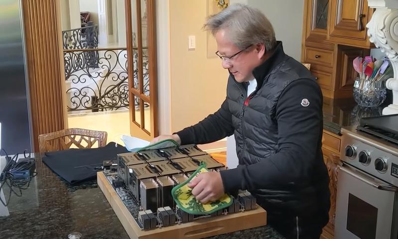 Guarda la trasmissione in diretta del keynote GTC 2021 di Nvidia qui