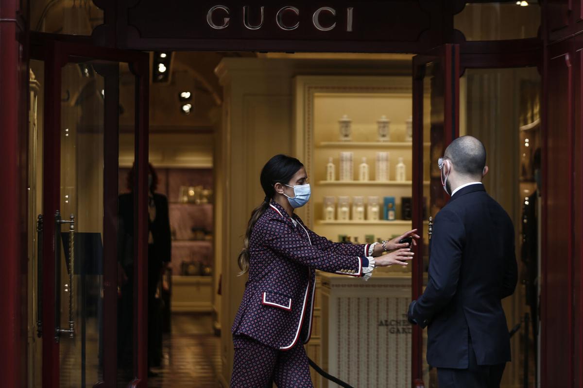 Gucci festeggia i 100 anni con la collezione Michel