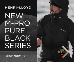 Henri-Lloyd 2021 M-PRO NERO PURO - MPU