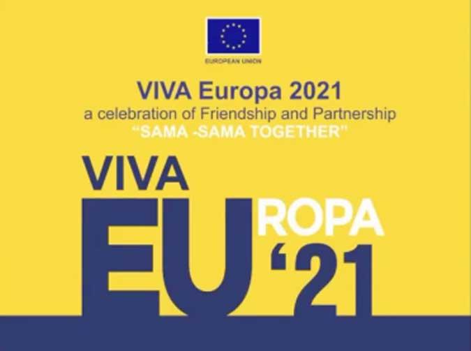 Al via il festival culturale online Viva Europa 2021