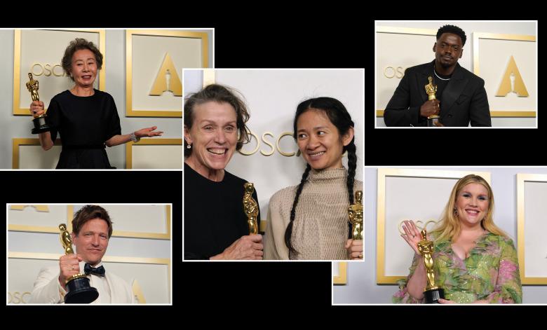 Vincitori degli Oscar 2021