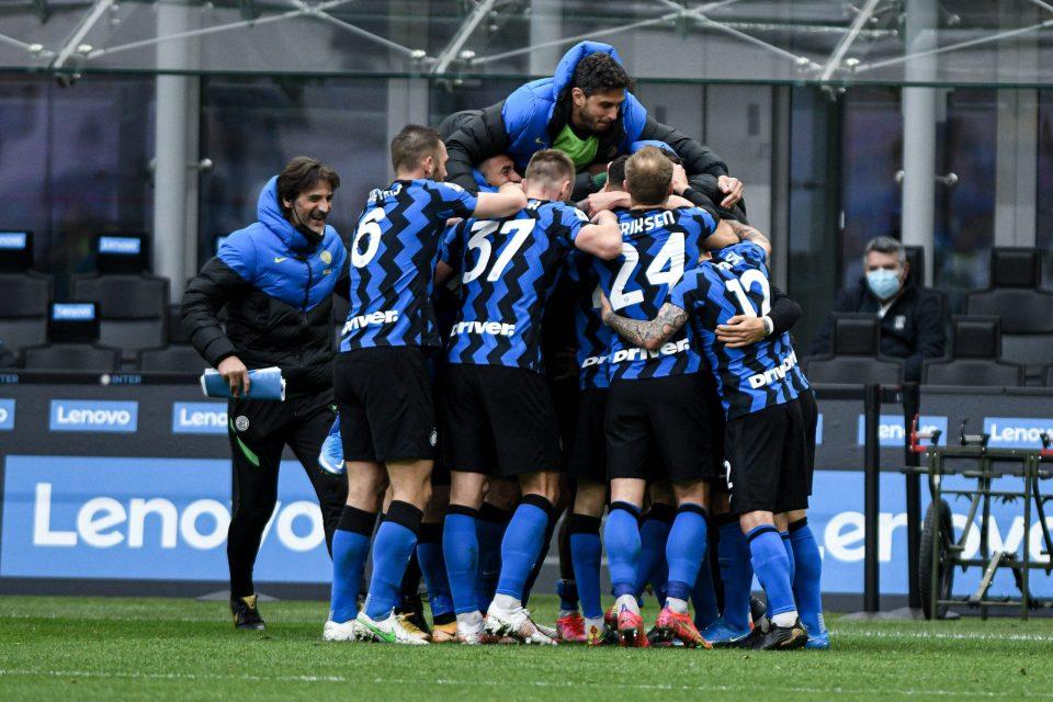 L'Inter contro la Roma potrebbe essere in serie A con i tifosi che tornano, secondo i media italiani