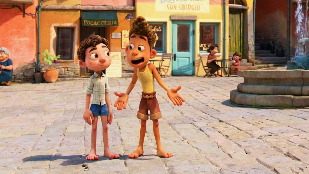 Luca Trailer Out Now, Sets Up Pixar's Coming-of-Age Italian Adventure