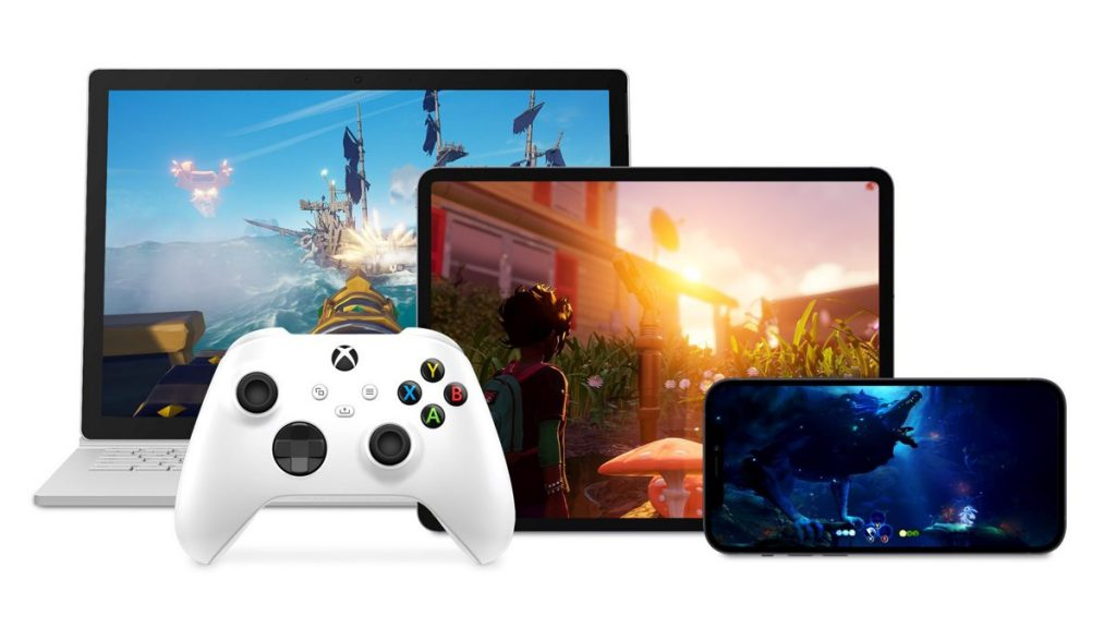 Xbox Cloud Gaming arriva su PC, iOS questa settimana in beta
