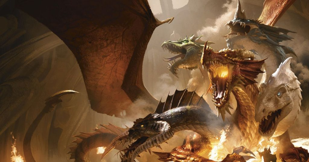 La nuova magia del crossover di Dungeons & Dragons: The Gathering include elementi classici e incantesimi