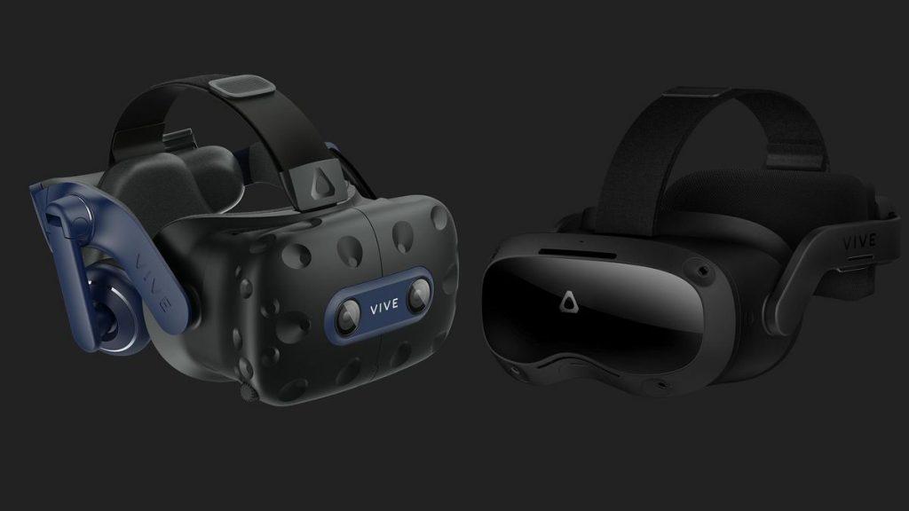 HTC annuncia le cuffie per realtà virtuale Vive Pro 2 e Focus 3