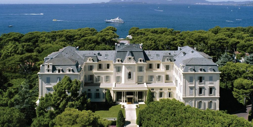 Storia dell'Hotel du Cap Eden Rock