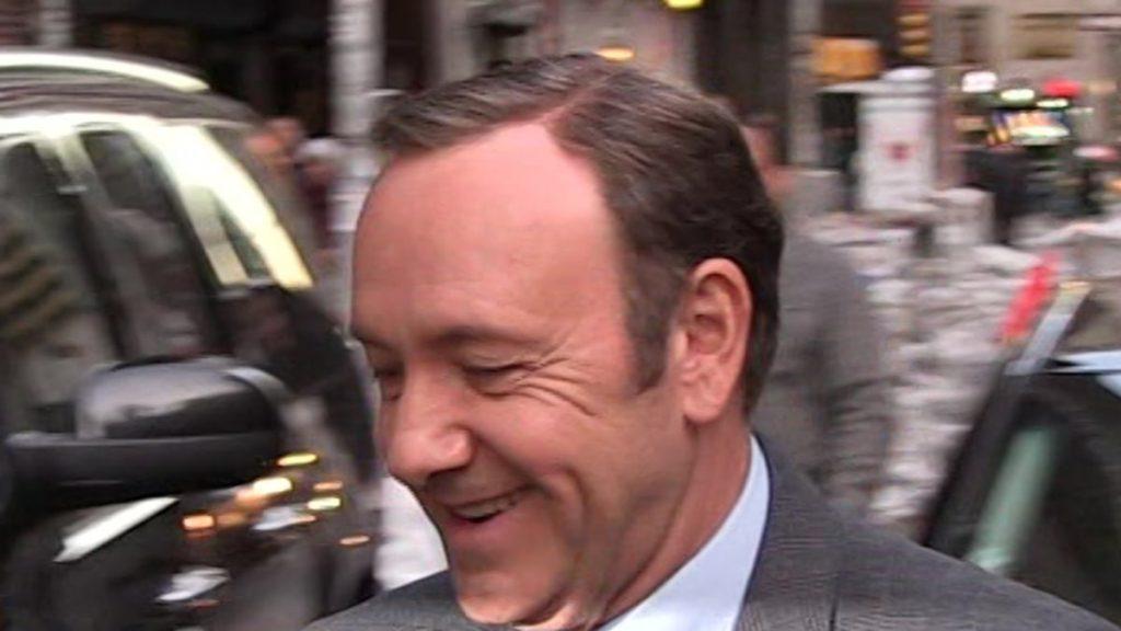 Kevin Spacey ha scritto il suo primo ruolo cinematografico dallo scandalo delle sparatorie italiane