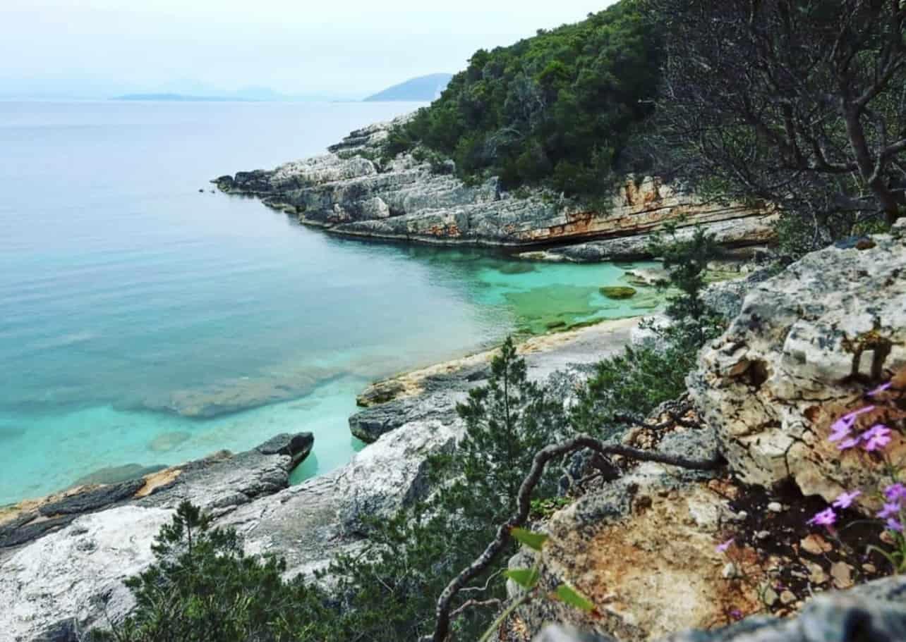 Kimilia Beach Cefalonia