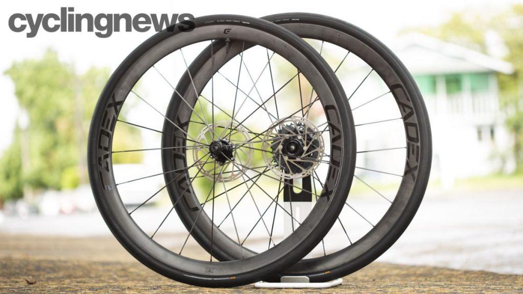 Cadex amplia la gamma di ruote con 36 dischi leggeri