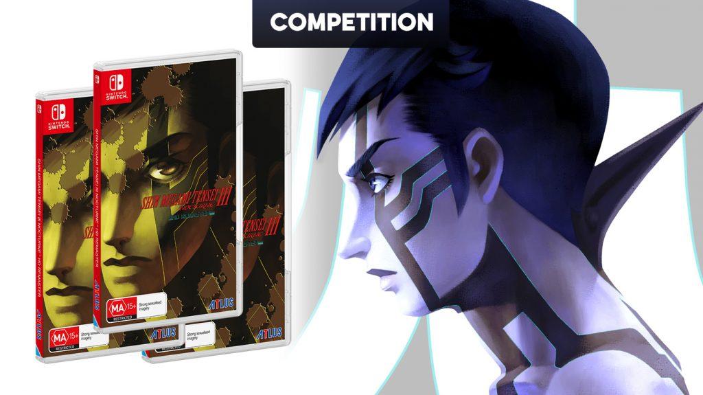 Concorso: tre copie di Shin Megami Tensei III Nocturne HD Remaster su Switch per vincere