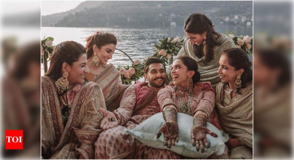 Deepika Padukone racconta perché non ha usato il telefono al suo matrimonio italiano con Ranveer Singh |  Hindi News Film