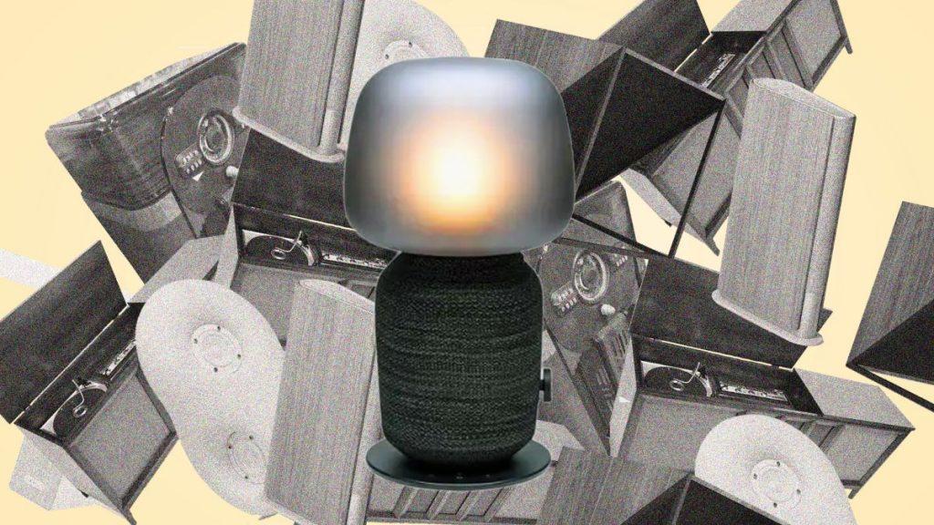 Hi-fi nascosto: perché gli altoparlanti wireless si mascherano da mobili?