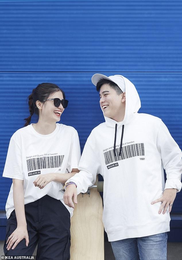 IKEA si prepara a lanciare la sua prima collezione di abbigliamento casual, completa di T-shirt e T-shirt