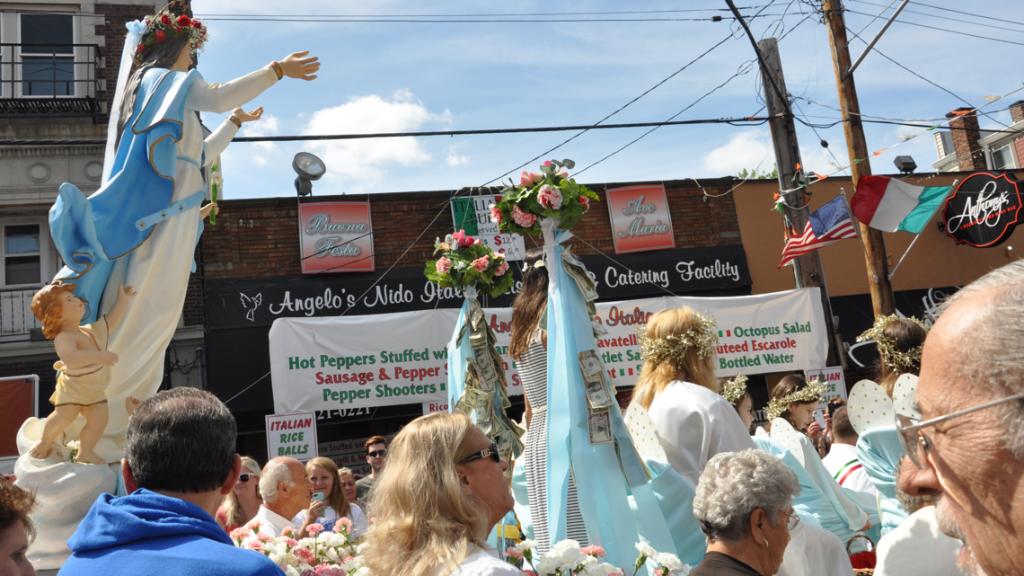 Il Festival dell'Assunzione tornerà a Little Italy