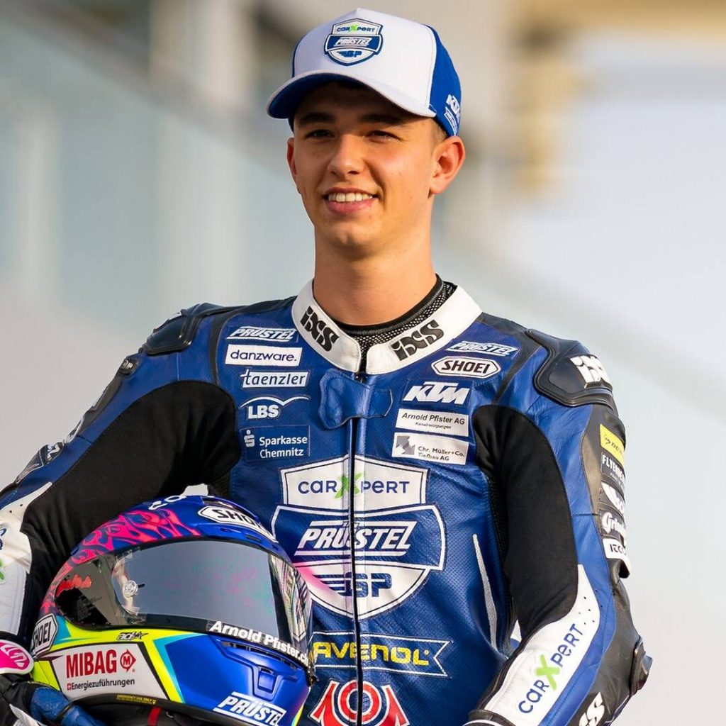 Moto Rider Moto 3 Jason Dubasqueer è morto a 19 anni dopo un incidente elettrico!  Collegato