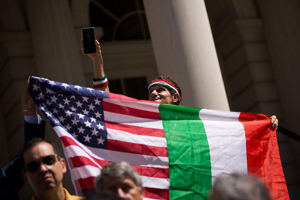 """Perché il New Jersey non dovrebbe avere la """"Giornata del patrimonio italiano"""""""