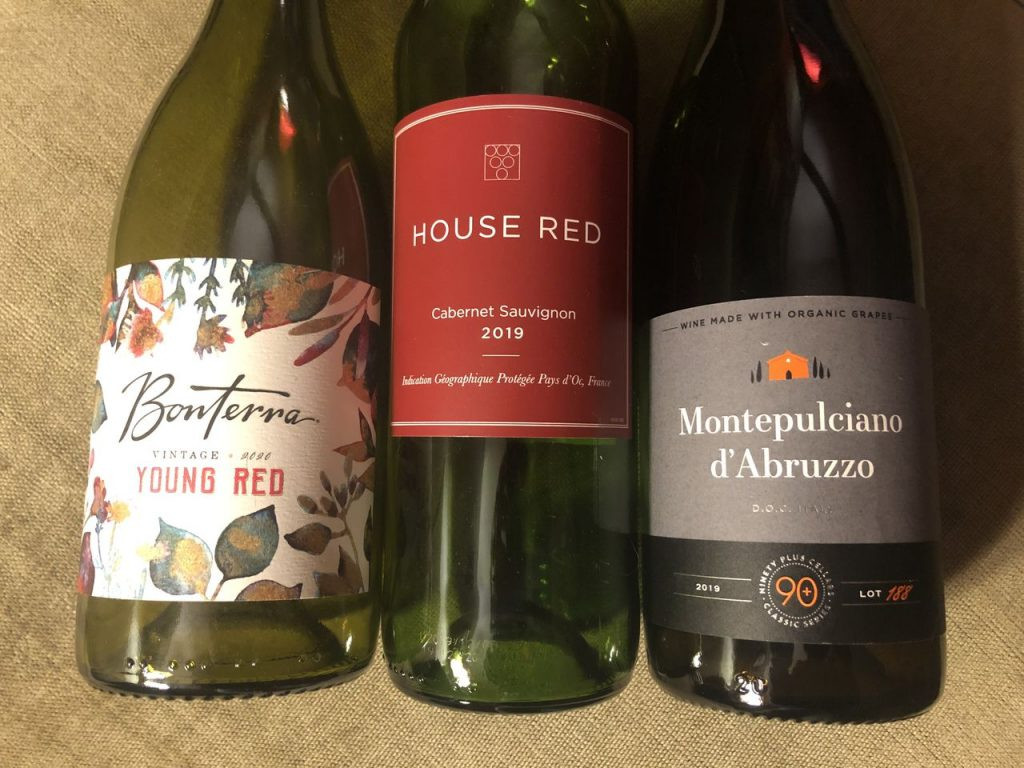 Torchio per vino - 3 mini vini rossi a prezzi accessibili sono pronti per essere gustati ora
