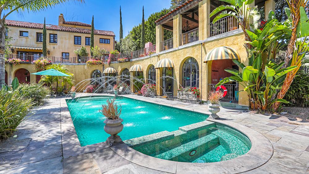 Villa Sophia a Los Angeles