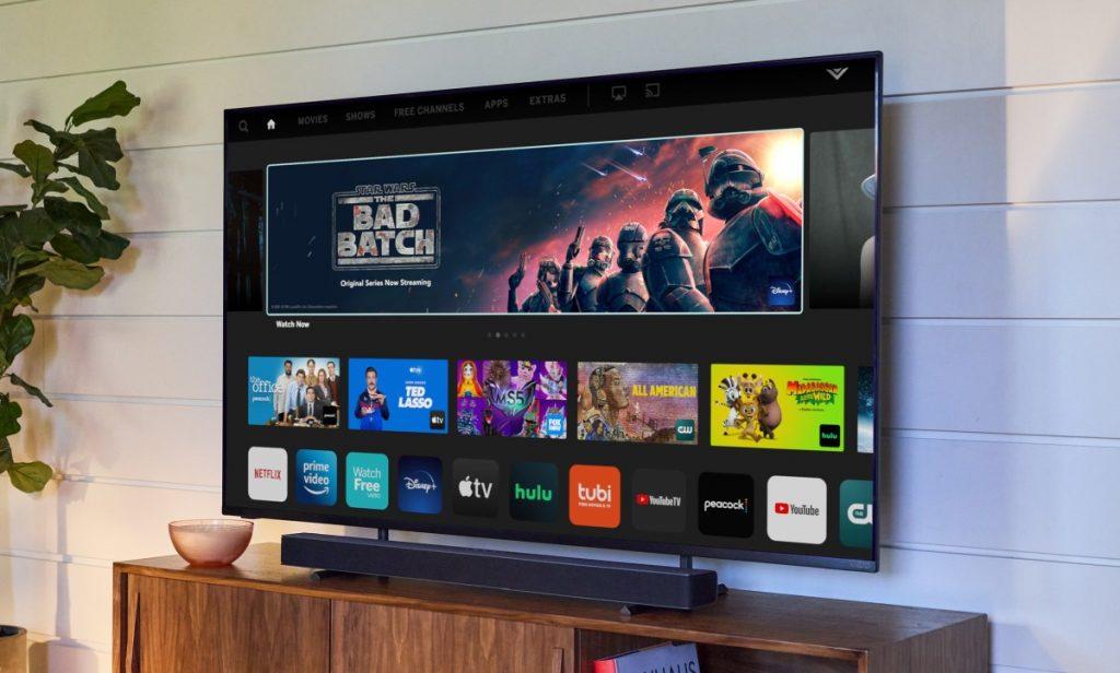 Vizio aggiunge il controllo vocale e un nuovo look ai televisori delle serie M e P