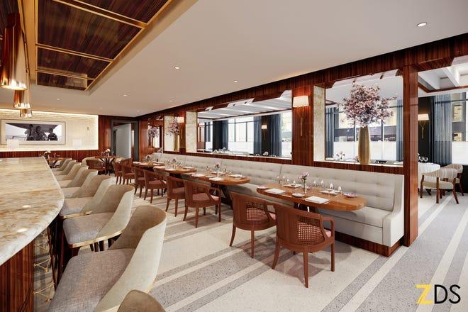Uno spettacolo di Bellini, che aprirà al The Beatrice Hotel nel centro di Providence alla fine dell'estate.