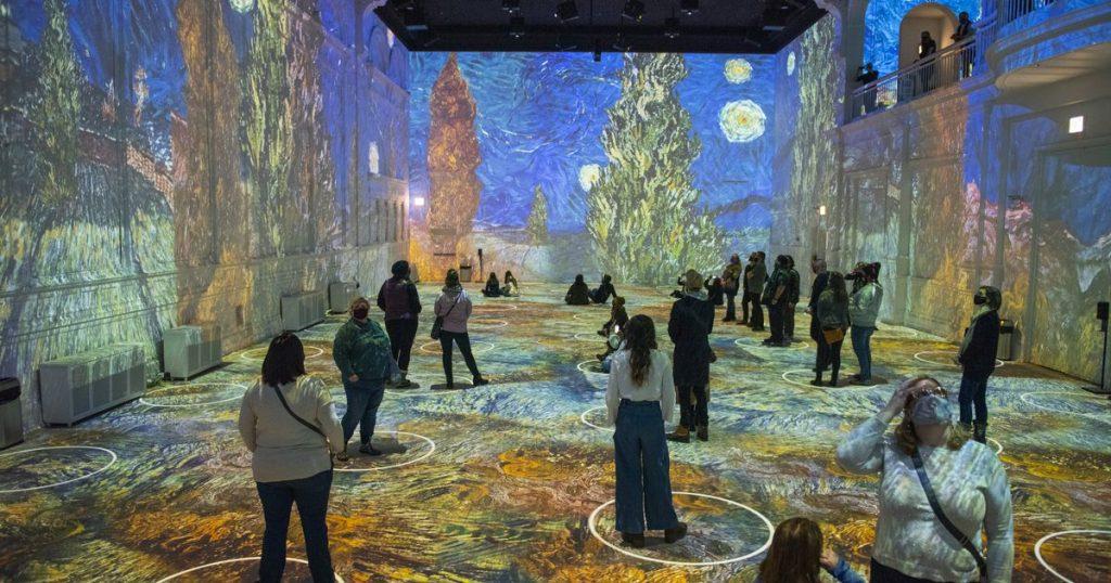 Più biglietti rilasciati per lo sfuggente spettacolo di Van Gogh nel centro di Dallas
