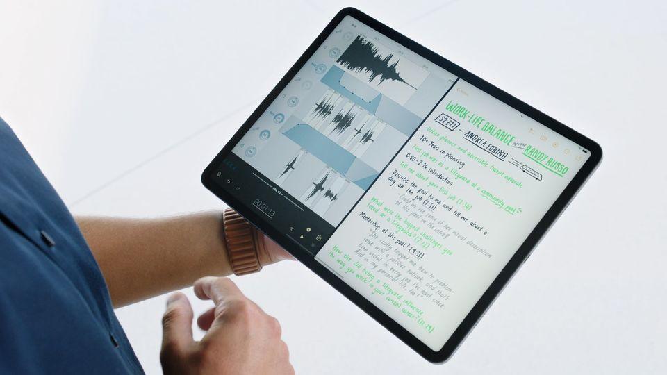 Finestre divise migliorate nel prossimo iPadOS 15.