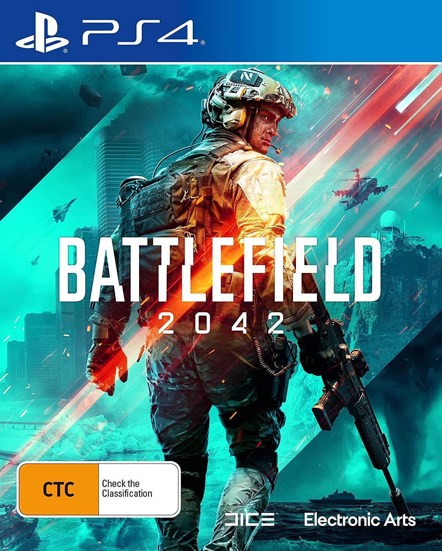 Battlefield 2042 su PS4