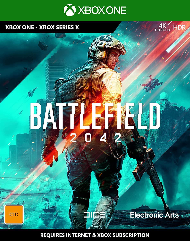 Battlefield 2042 su Xbox Series X.