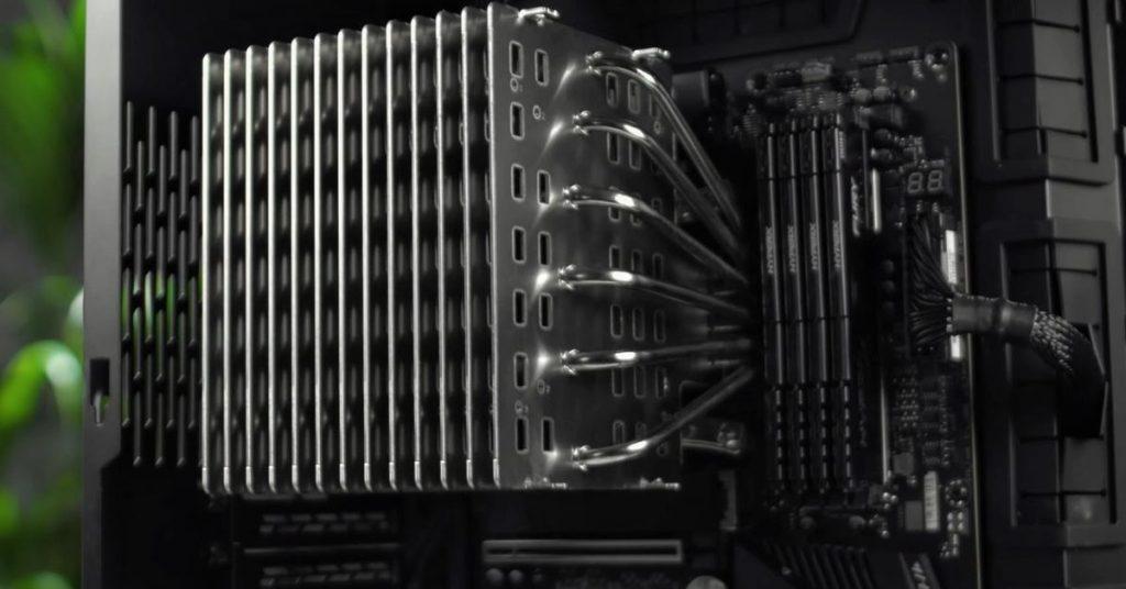 Il tanto atteso dissipatore passivo per CPU NH-P1 di Noctua è qui