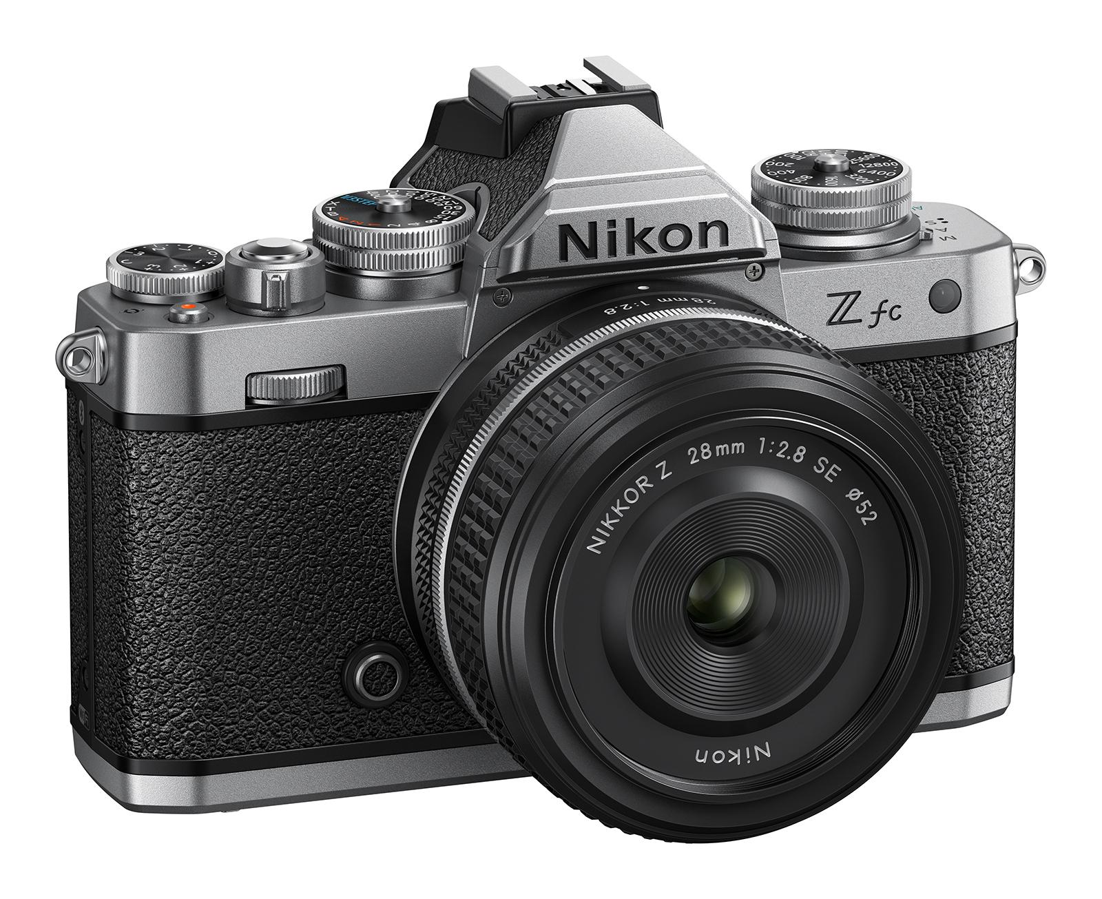 Obiettivo Nikon Z con 28 mm F2.8