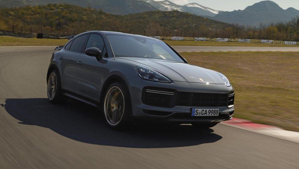 Porsche Cayenne Turbo GT 2022 svelata in Australia quest'anno