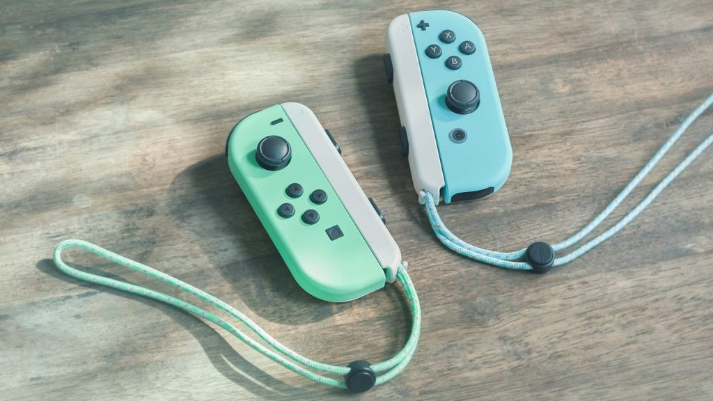 How To Change Your Switch's On-Screen Joy-Con Colours