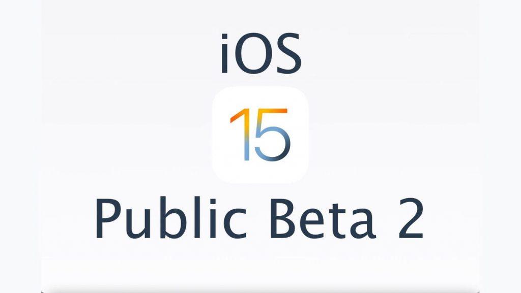Con una mossa sorprendente, Apple rilascia la beta pubblica 2 di iOS 15