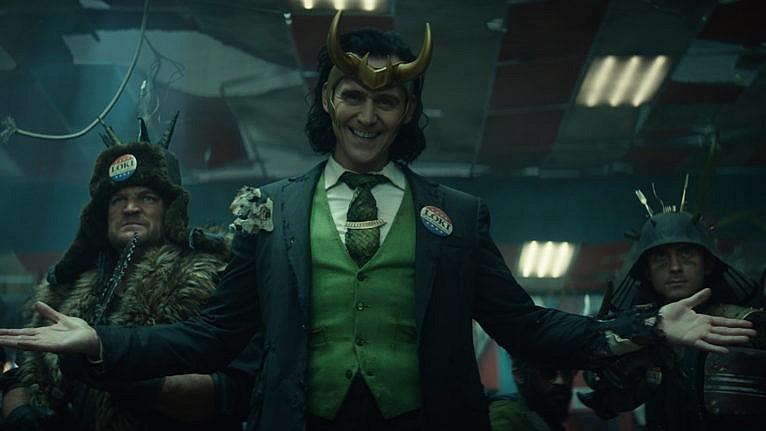 Tom Hiddleston in Marvel Studios