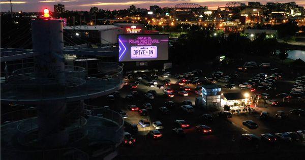 Drive-In International Film Festival Tour Ontario Place Ontario