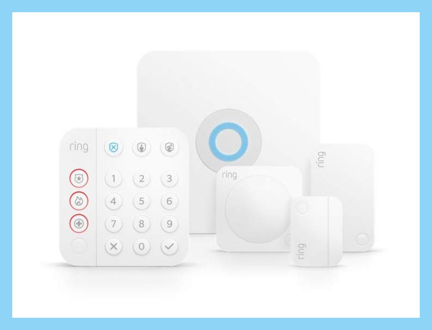 Ring Alarm Kit (5 pezzi) è perfetto per gli abitanti di appartamenti e appartamenti—  Risparmia il 40% nel Prime Day!  (Foto: Amazon)