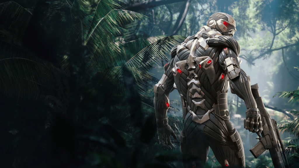 Crysis Remastered Trilogy Out This Fall