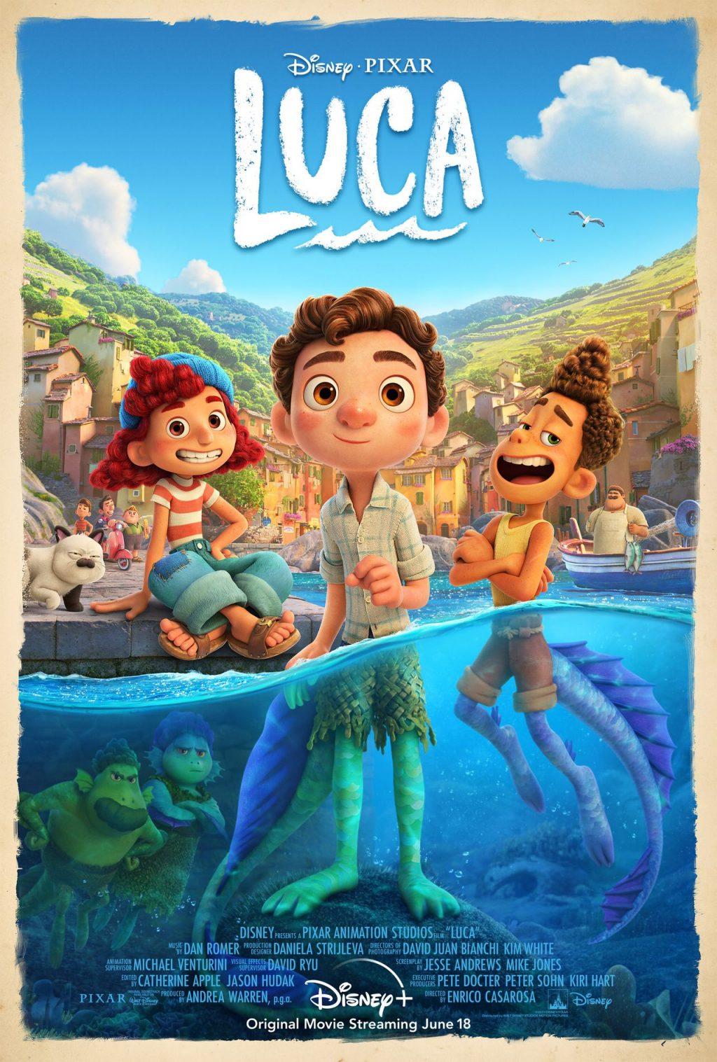 """L'artista nato a Cleveland Heights Jacob Quinzel e l'artista Pixar discutono del nuovo film """"Luca"""", Little Italy e l'importanza degli amici intimi"""
