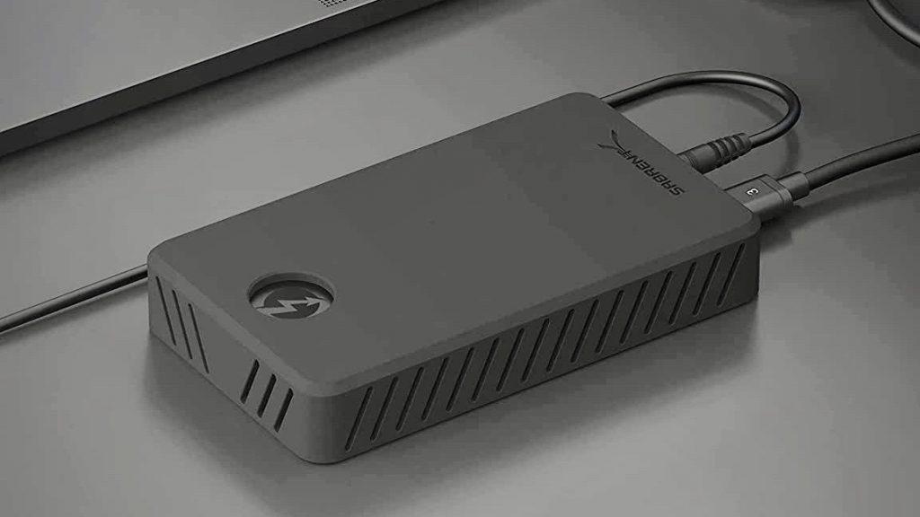 L'ultima unità SSD esterna Sabrent offre 16 TB di spazio di archiviazione