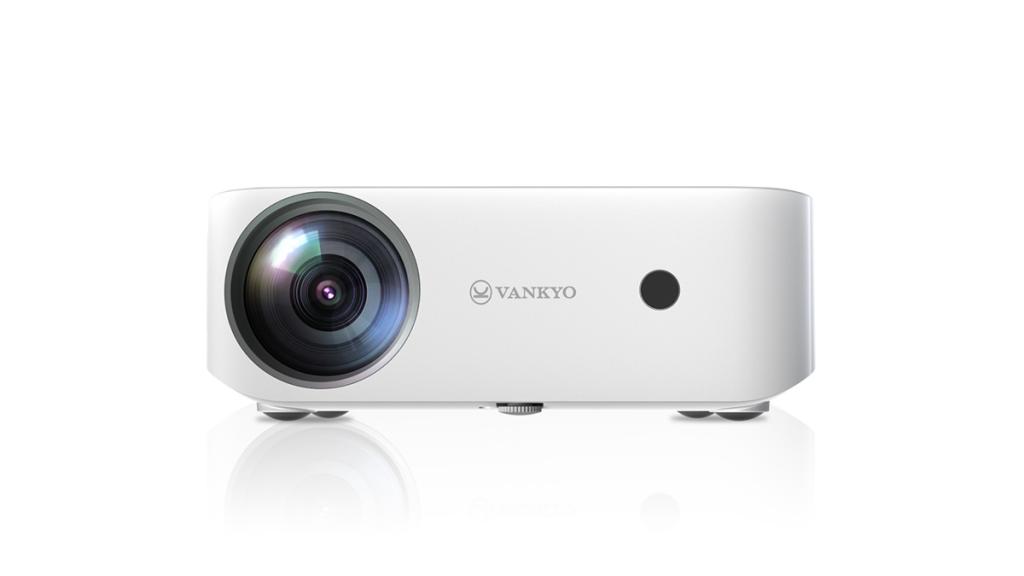 Proiettore Vankyo 1080p Mini Wireless Leisure 530W - Recensione 2021