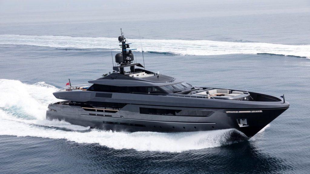 Vendo yacht Lucky Me 46m Baglietto