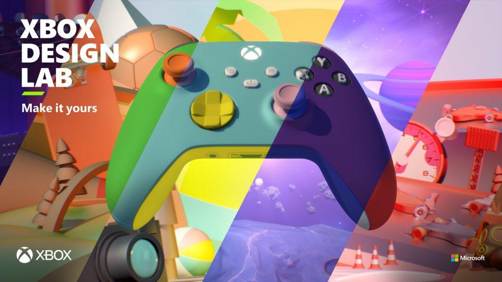 Xbox Design Lab è tornato per aiutarti a personalizzare la tua console