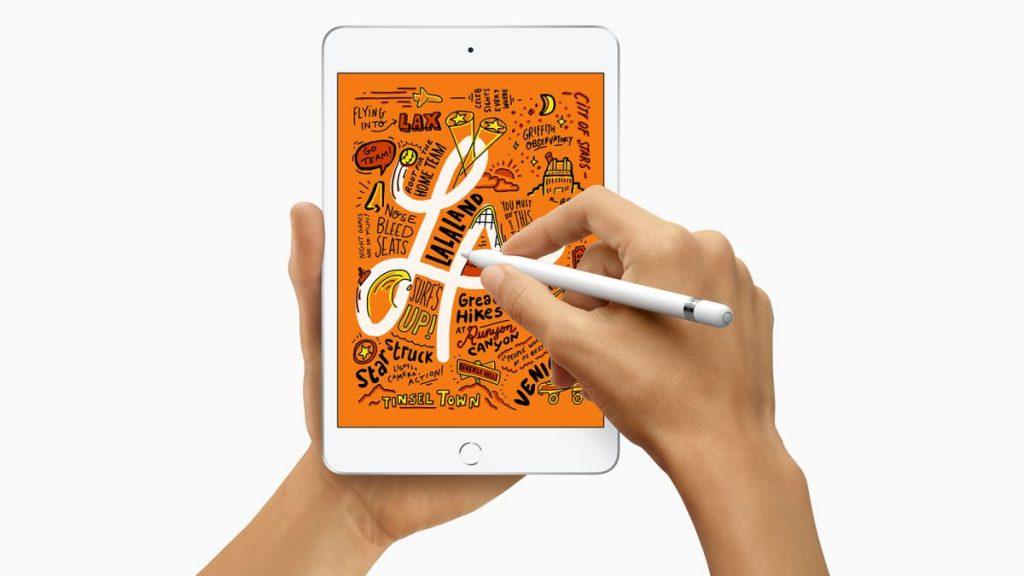 iPad Mini 6 abbandona il pulsante Home e passa a USB-C nei rendering casuali