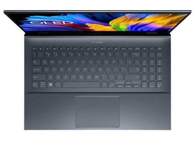 ASUS Zenbook 15 OLED: fino a AMD Ryzen 9 5900HX e display OLED 4K 03 |  TweakTown.com