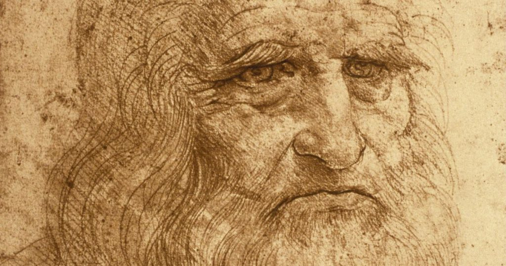 Uno studio sul DNA ha scoperto che Leonardo da Vinci aveva 14 nipoti