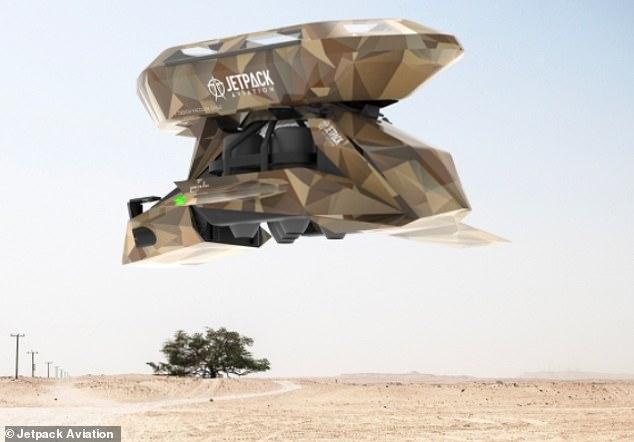 Mentre lo Speeder sarà disponibile per la vendita commerciale, il CEO David Mayman lo vede come un grande potenziale con le forze armate, le squadre mediche e le operazioni antincendio e di soccorso.