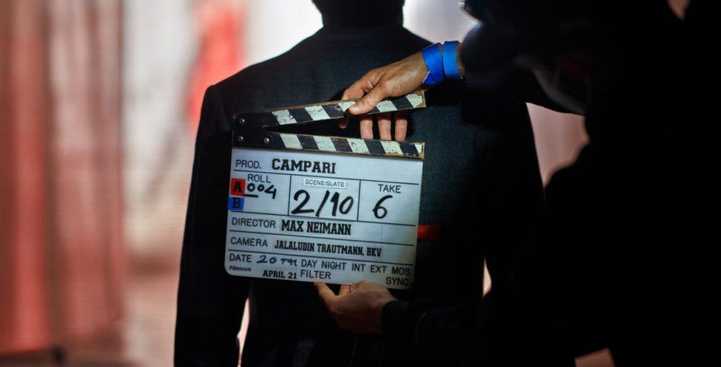 Annuncio di oggi: Campari riunisce la troupe originale per creare un cortometraggio di Fellini utilizzando l'intelligenza artificiale