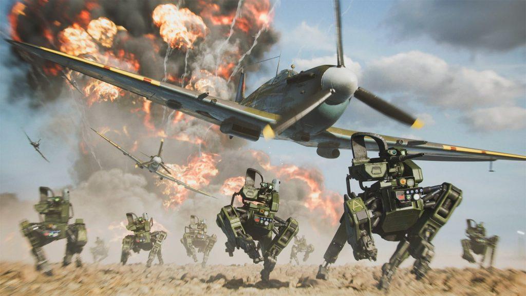 Il portale di Battlefield corrisponde all'ideologia di Battlefield