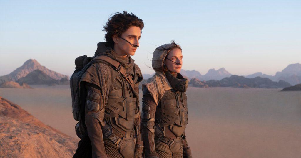 """Debutto di """"Dune"""" e """"Spencer"""" alla Mostra del Cinema di Venezia Stellata"""